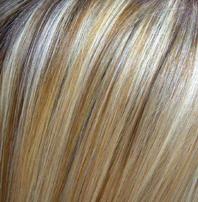 Cheveux blanc couleur ou balayage